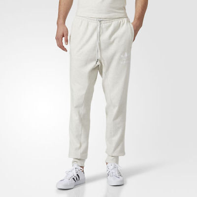 New Retro White Adidas Originals Curated Q3 Bottoms Joggers Track Pant Men Clr84