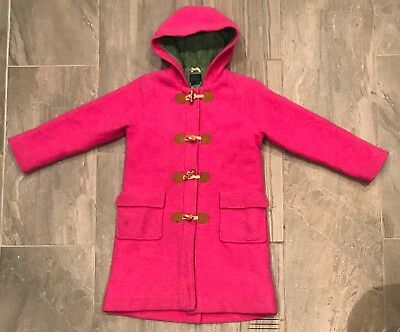 Girls' Mini Boden Duffle Coat, Size 9-10 Years