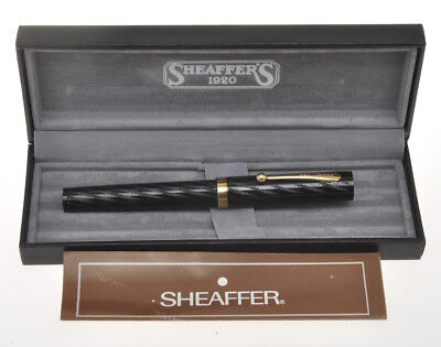 """Sheaffer 1920 35 years old Lifetime """"replica"""" big size fountain pen New Old Stoc"""