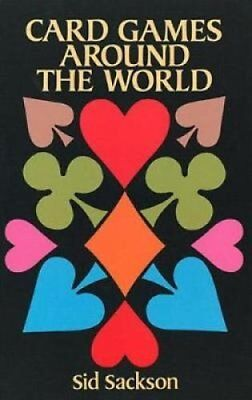 Card Games Around the World by Sid Sackson 9780486281001 (Paperback, 1994)