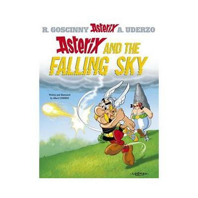 Asterix and the Falling Sky by Albert Uderzo (author)