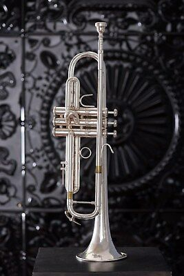 Bach Stradivarius trumpet model 37 with case and 3C mouthpiece