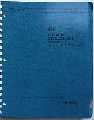 tektronix 5a38 op service manual
