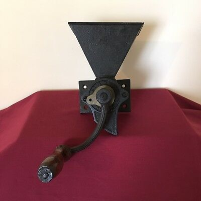 Clark's Wall Mounted Vintage Coffee Grinder 186790