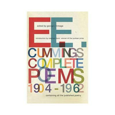Complete Poems 1904-1962 by E. E. Cummings, George James Firmage (editor), St...