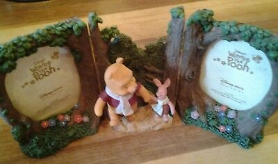 Winnie the pooh photo frame from the disney store