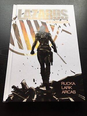 LAZARUS - The Second Collection US-HC Oversized Deluxe Hardcover Image Comics