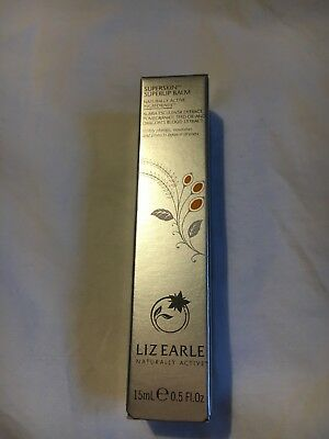 Liz Earle Superskin Superlip Lip Balm 15ml - New In Sealed Box