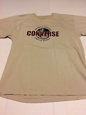 Vintage Converse Chuck Taylor All Star T-Shirt Made In Usa (Xl)