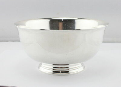 Vintage Tiffany And Co. Sterling Silver Bowl No Reserve #1618