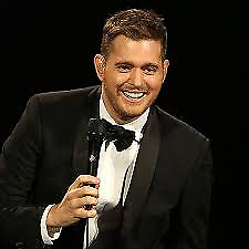 Michael Buble, Ireland , 2 very good seats, Croke Park, Dublin, 07/07/2018: