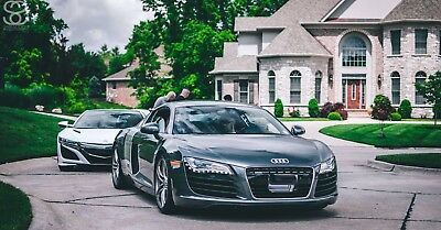 2011 Audi R8  AUDI R8 COUPE 4.2L 6 SPEED MANUAL