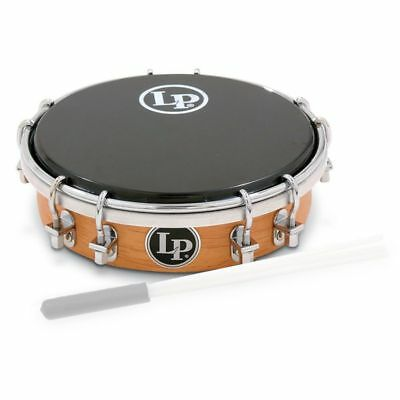 Latin Percussion LP3006 LP 6 Inch Wood Tamborim