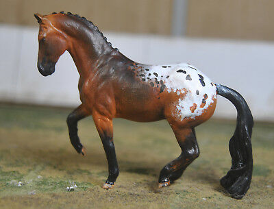 Custom Breyer Stablemate Mini Valegro Customized Blanket Appaloosa NR PPD
