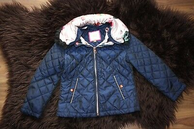 TED BAKER Girl's Coat Age: 7 Years