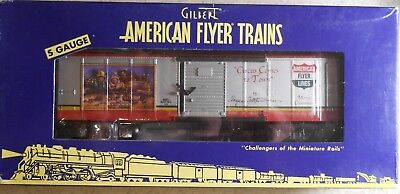 American Flyer Angela Trotter Thomas The Circus Comes To Town Boxcar--Item #4883