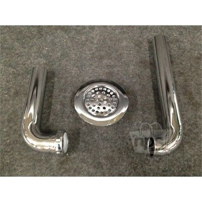 Just Manufacturing J-ADA-35FS Stainless Steel Drain w/Removeable Strainer