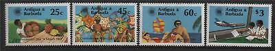 Antigua  1983 Commonwealth Day SG 779/82 MNH