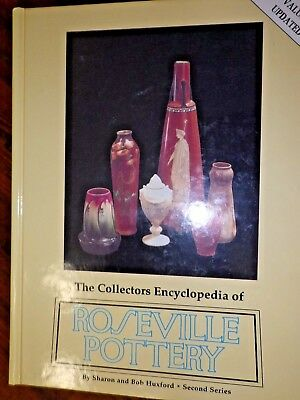 The Collectors Encyclopedia of Roseville Pottery: New