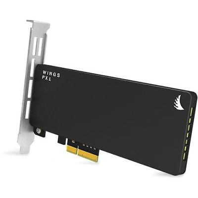 Angelbird Wings PX1 PCIe x4 Adapter für PCIe M.2 SSDs