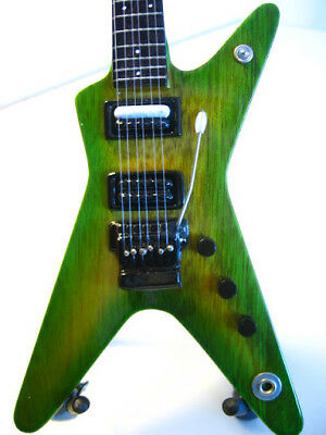 Miniature Guitar DIMEBAG DARRELL - PANTERA '2nd guitar for $2' - 5 Days only