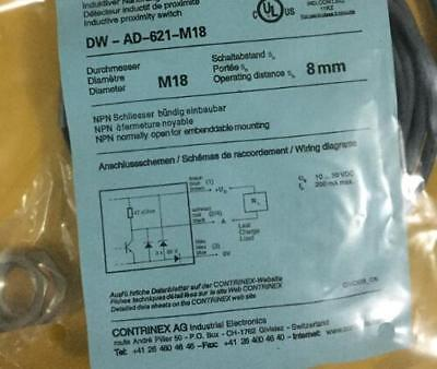 DW-AD-621-M18 Contrinex NEW  1 PC