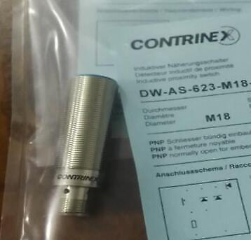 DW-AS-623-M18 Contrinex NEW  1 PC