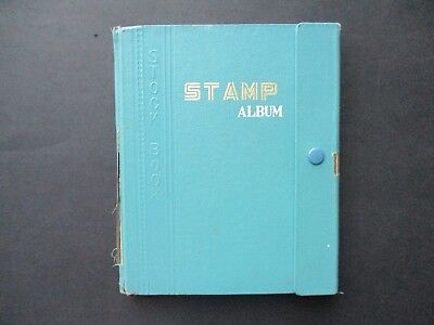 ESTATE SALE: World Selection in Album (Netherl., Mongolia...) - FREE POST (2609)