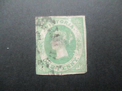 Victoria Stamps: Watermark Large Star Used  - FREE POST (d92)