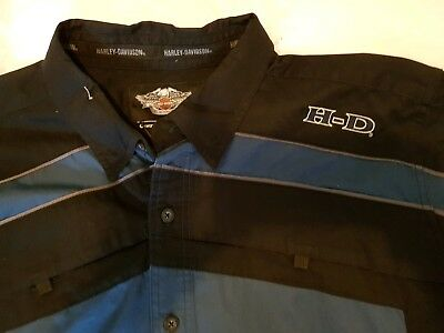 Harley Davidson Men's Short Sleeve Shirt
