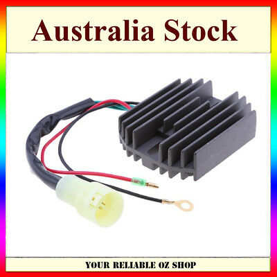 REGULATOR RECTIFIER Fits YAMAHA MARINE 100HP 80HP OUTBOARD ENGINE 1999 - 2003