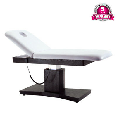 2 Motor Table Massage Facial Injectables Day Spa Beauty Bed Adjustable