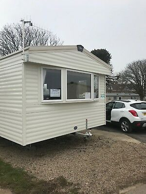 Primrose Valley 3 bed 8 berth new 2018 Model Deluxe Static Caravan, for hire
