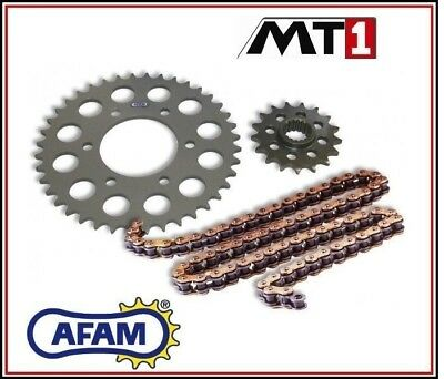 AFAM Chaine de Transmission 520 a520mr2-g Or 112 maillons