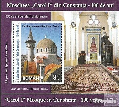 Romania Block573I (complete.issue.) unmounted mint / never hinged 2013 Relations