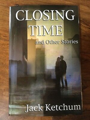 Closing Time and Other Stories Jack Ketchum (Gauntlet 2007) Signed Limited