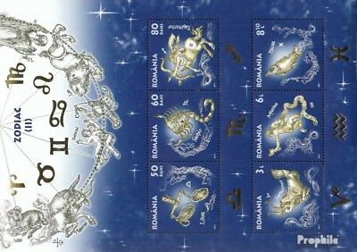 Romania block517 (complete.issue.) unmounted mint / never hinged 2011 Zodiac