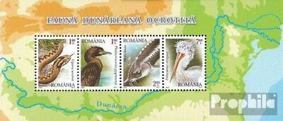 Romania Block470 (complete.issue.) unmounted mint / never hinged 2010 Protected