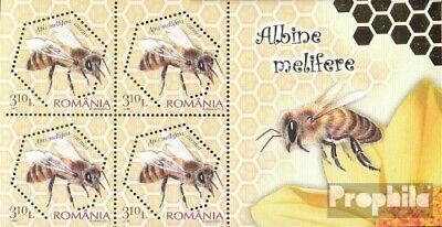 Romania Block461 (complete.issue.) unmounted mint / never hinged 2010 Honigbiene