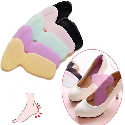 High Heel Liner Grip Cushion Protector Foot Care Shoe Insole Pad Silicone Gel g