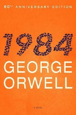 1984 by George Orwell (author)