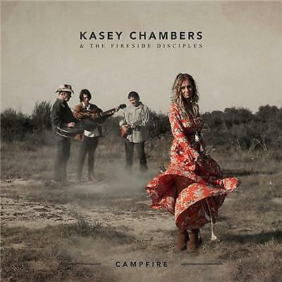 Kasey Chambers Campfire Cd New