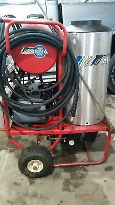 Used Alkota Hot Water Pressure Washer