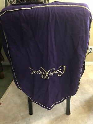 "Huge Crown Royal Display Bag 29""X22""x8"""