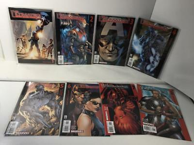 Ultimates 1 & 2 COMPLETE SET #1-13 + more, set of 34, Milar Hitch, NM- or better