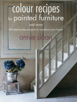 Colour Recipes for Painted Furniture and More (Paperback)