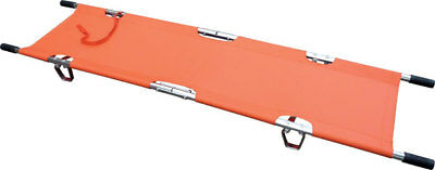 Click Medical Lightweight Aluminium Folding Emergency Stretcher First Aid Rescue
