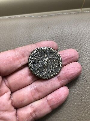 Ancient Roman Unreserched Large Sestertius