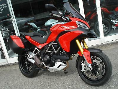 Ducati Multistrada 1200S Touring,19K, F.s.h, Excellent Condition.