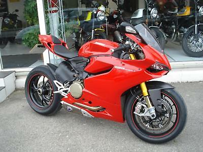 Ducati 1199S Panigale, 2012, Termi Exhausts, 2 Owners, F.s.h